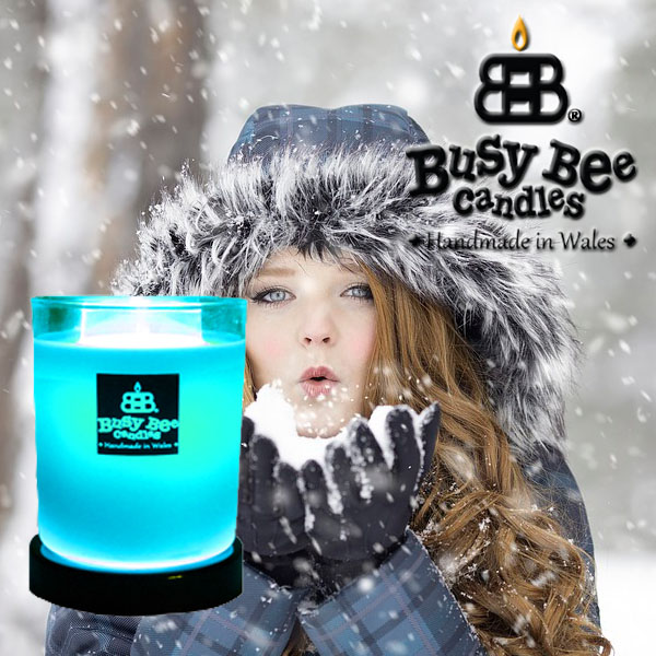 Winters Breath Magik Candle