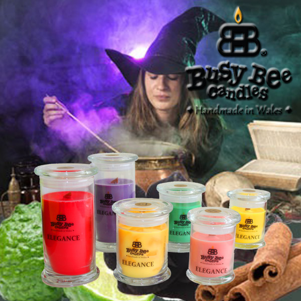 Witching Hour Elegance Scented Candles