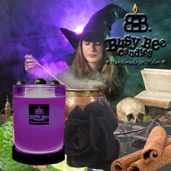 Witching Hour Magik Candle