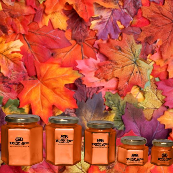 Magical Autumn Candles