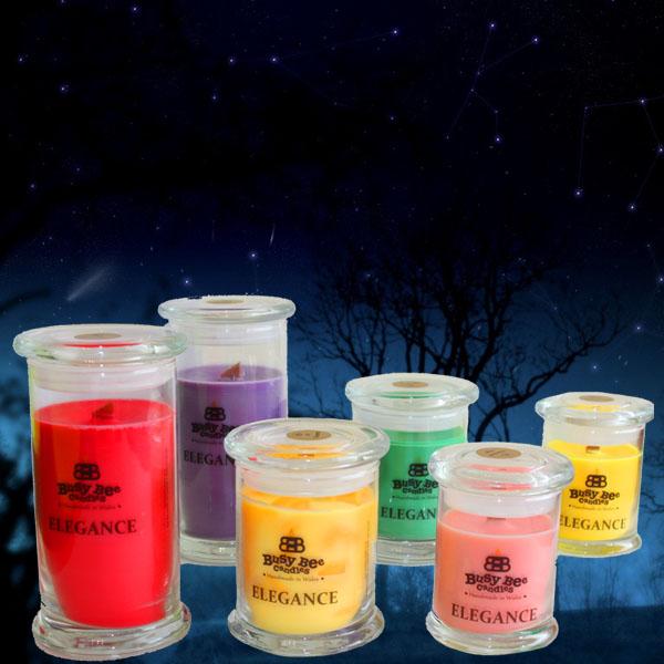 Twilight Elegance Candles