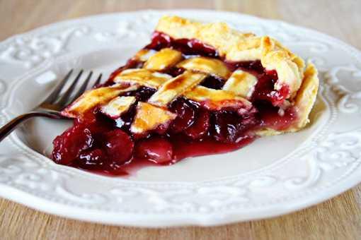 Sweet Cherry Pie Wax Tart