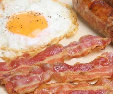 Sizzling Bacon Wax Tart