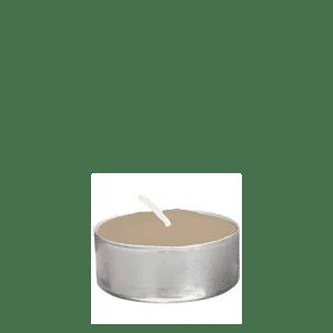 Amaretto Nog tea light