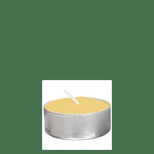 Asian Amber tea light