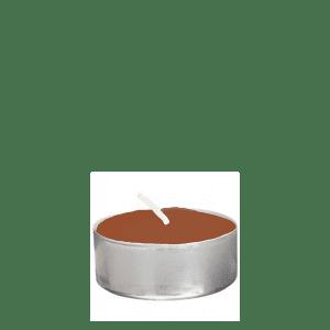 Chocolate Fudge Brownie tea light