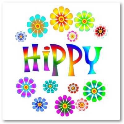 Happy Hippy Tea Light