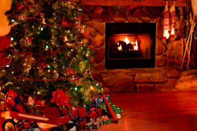 Christmas Past Tea Light