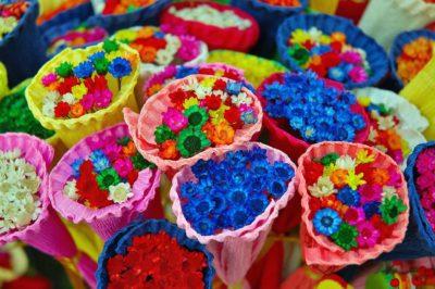 Flower Stall Tea Light