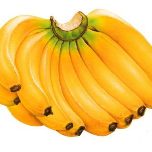 Banana Bonkers Tea Light