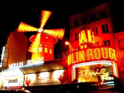 Moulin Rouge Tea Light