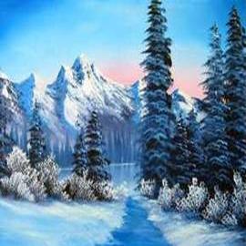 Winter Wonderland Tea Light