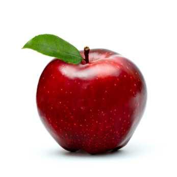 Crisp Red Apple Medium Elegance Candle