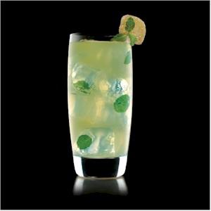 Lime Mojito Medium Elegance Candle
