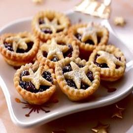 Mince Pies Elegance Candles