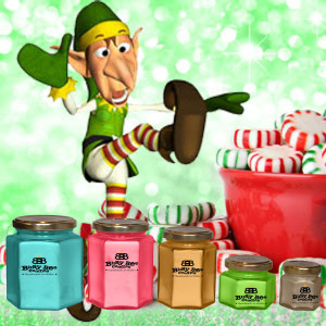 ElfCrazy candle collection