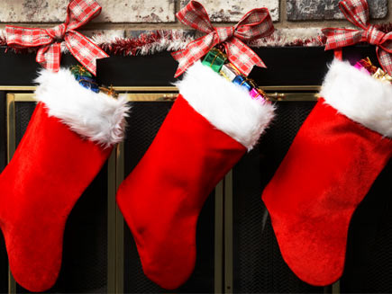 Christmas Stocking Magik Beanz