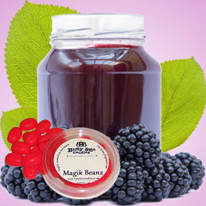 Bramble Jelly Magik Beanz Wax Tart Melts