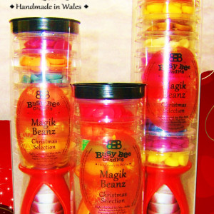Busy Bee Candles Christmas Gift Sets sml