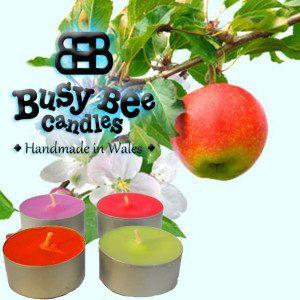Apple Orchard Tea Light