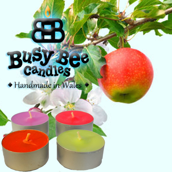 Apple Orchard Tea Light
