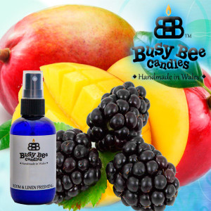Blackberry Mango Room And Linen Freshener Spray