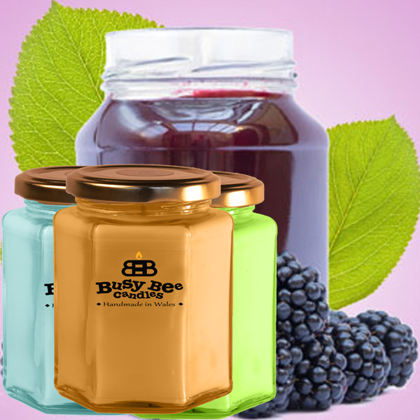 Bramble Jelly Large Scented Candles