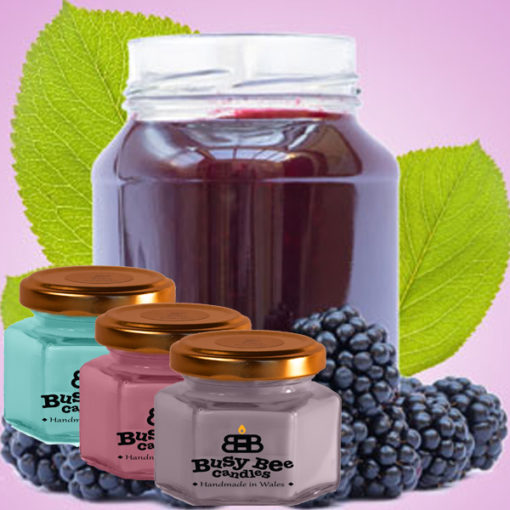 Bramble Jelly Small Scented Candles