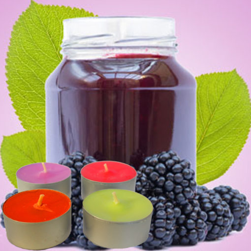 Bramble Jelly Tea Light Scented Candles