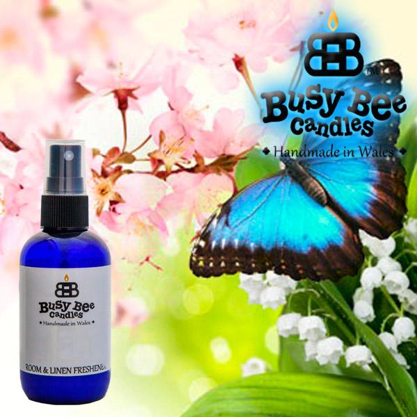 Butterfly Hugs Room & Linen Freshener