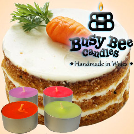 Carrot Cake Tea Light