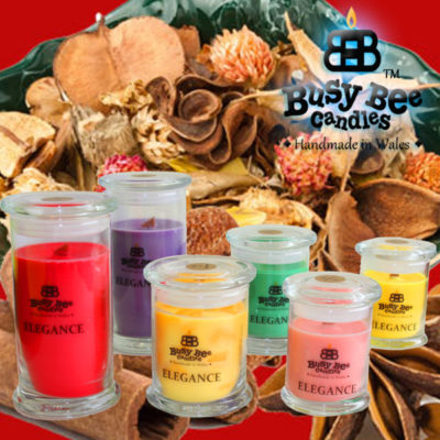 Christmas Spice Elegance Candles