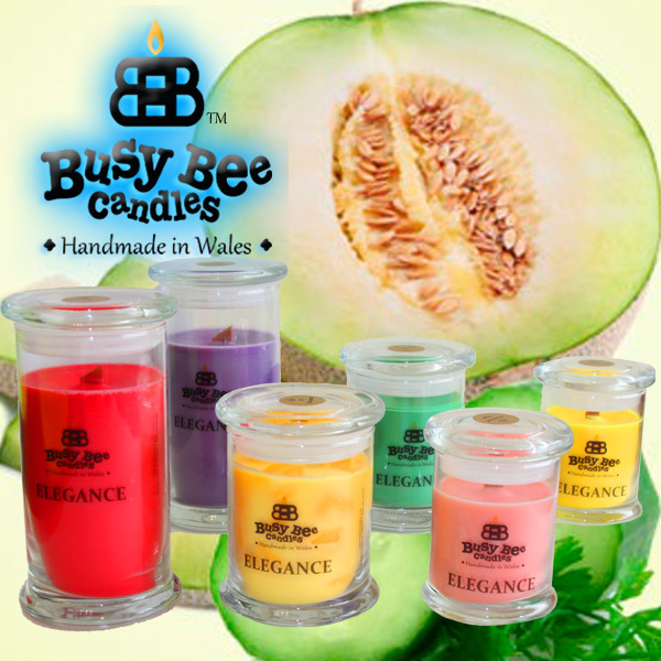 Cucumber Melon Large Elegance Candle