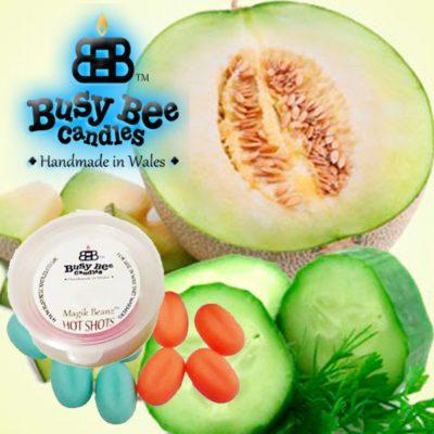 Cucumber Melon Hot Shots