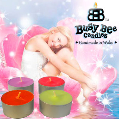 Fairy Dust Tea Lights