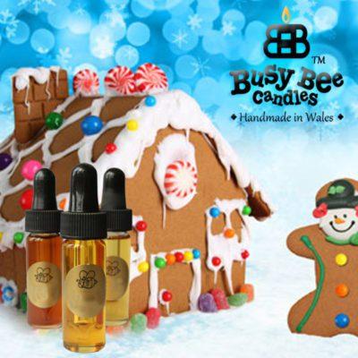 Ginger Christmas Fragrance Oil