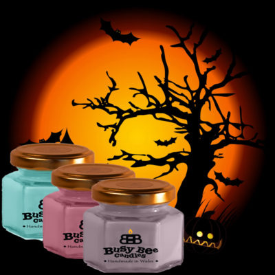 Hallows Eve Small Candle