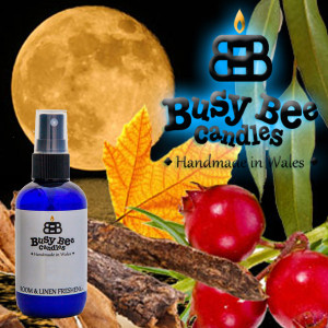 Harvest Moon Room & Linen Freshener