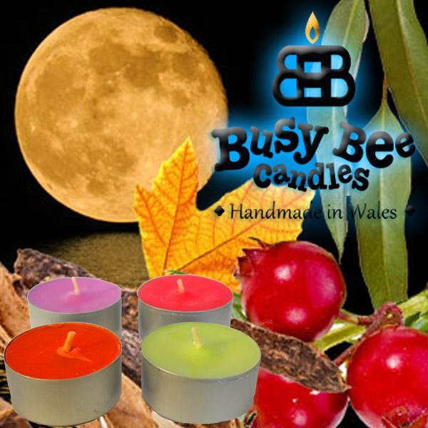Harvest Moon Tea Light
