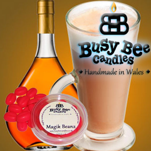 Hot Rum Toddy Magik Beanz