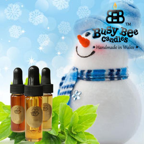 Jack Frost Fragrance Oil