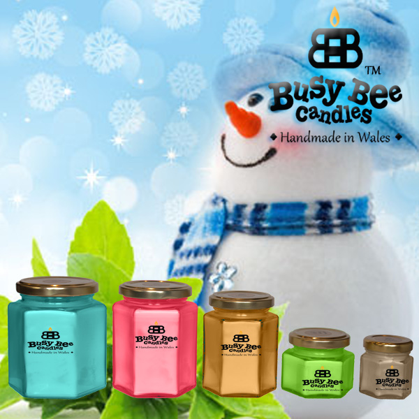 Jack Frost Candles