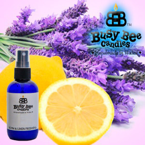 Lemon Lavender Room And Linen Freshener Spray
