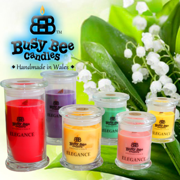 Lily Of The Valley Small Elegance Candle