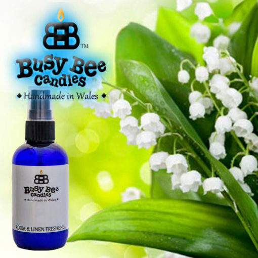 Lily Of The Valley Room & Linen Freshener