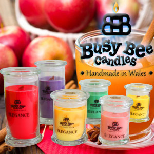 Mulled Cider Elegance Candles