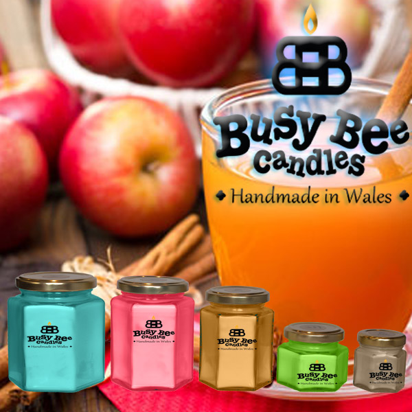Mulled Cider Candles