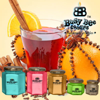 Mulled Wine Candles