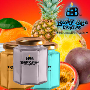 Pineapple Spice Medium Candle