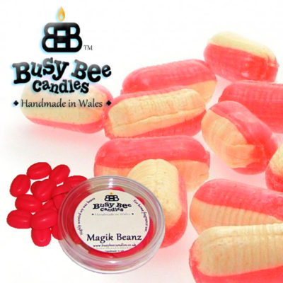 Rhubarb And Custard Magik Beanz